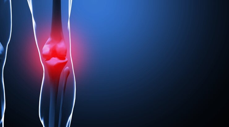 4 міфу про біль в колінах