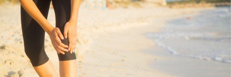 Як лікувати біль у колінах після бігу
